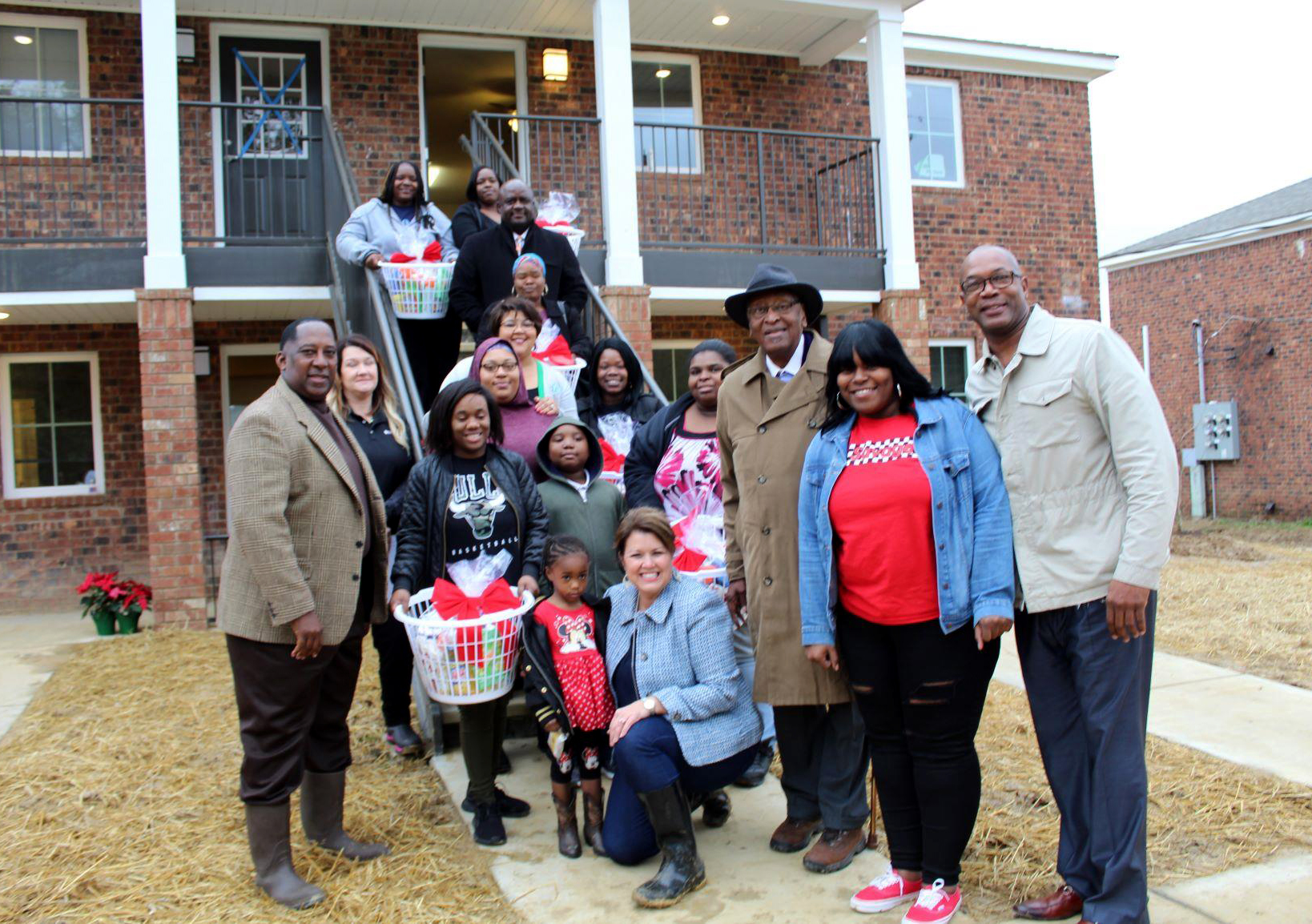 BGC Advantage Joins Forces with Community Partners to Welcome Families into Their New Homes Just in Time for the Holidays
