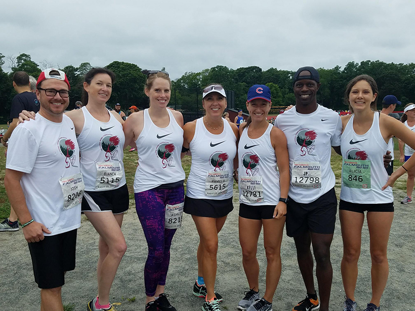 CREA Joins SWF for their 10th and Final Falmouth Road Race